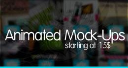 Portfolio Mock-up - 3