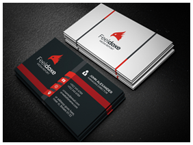 Business Card Mock up - 80
