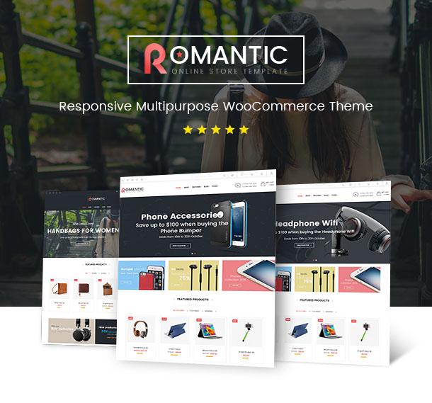 VG Romantic - Responsive Multipurpose WooCommerce Theme - 5