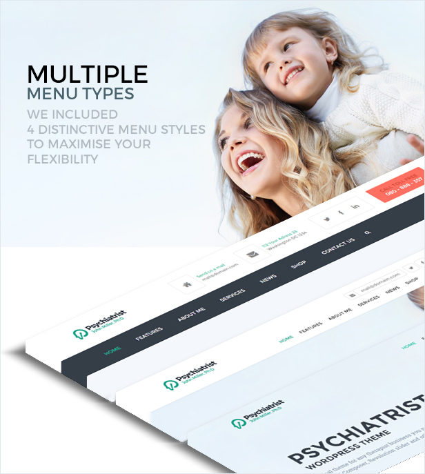 Psychiatrist - WordPress Theme - 6