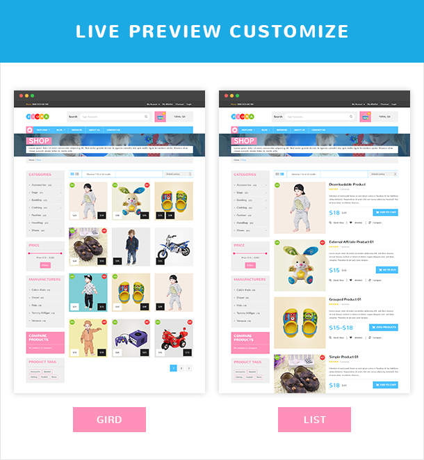 VG Fiora - WooCommerce WordPress Theme for Kids Store - 20