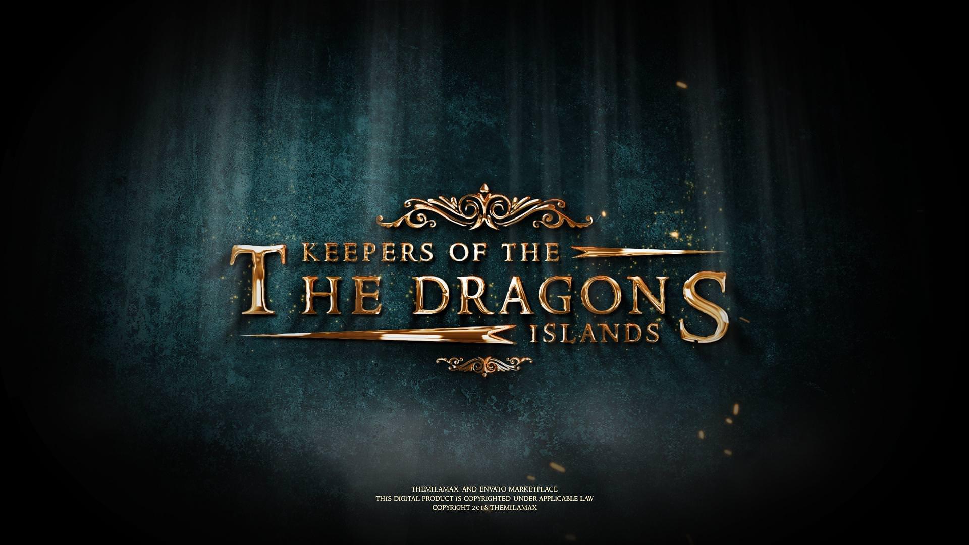 Dragons Islands - The Fantasy Trailer - 8