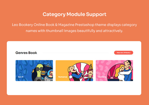 Category Module Support