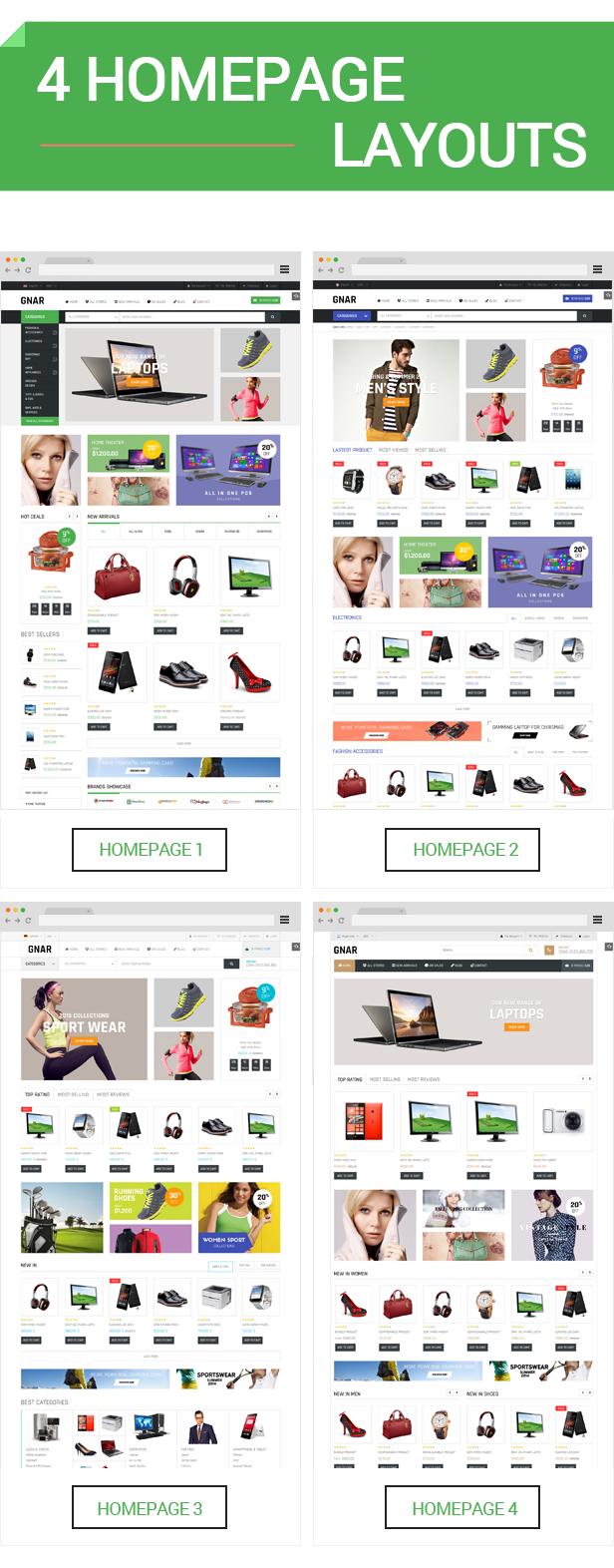 Gnar - Homepage