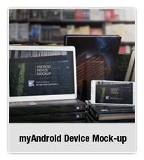myPhone 6 Plus Mock-up 02 - 1