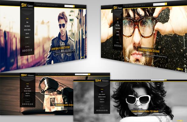 SM Glasses Responsive Magento Theme - 6
