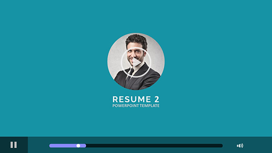 Resume powerpoint template by pptx graphicriver resume powerpoint template toneelgroepblik Gallery