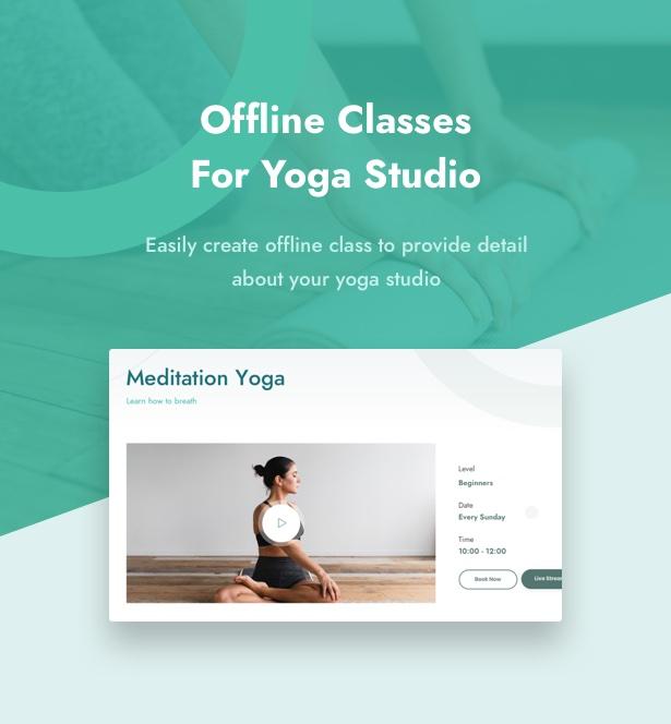 Yoku - Yoga Studio & Ayurveda WordPress - 7