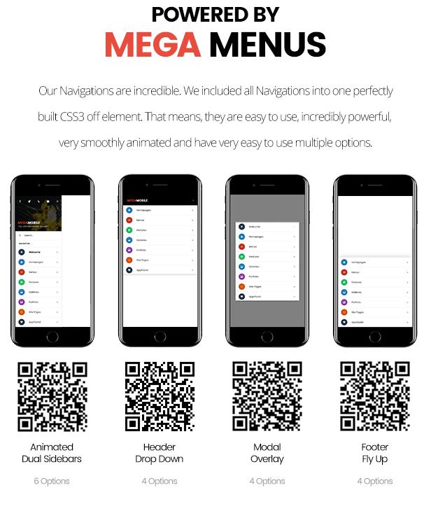 MegaMobile   PhoneGap & Cordova Mobile App - 15