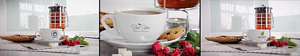 Tea Time Mockup