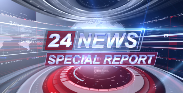 Broadcast Design - Complete News Package - 16