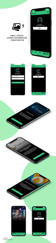 Viral Login Firebase BloC Full App - 2