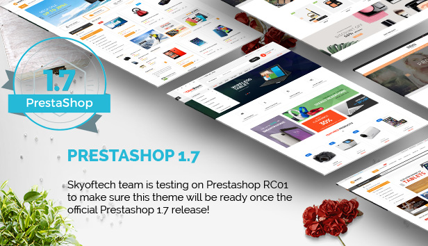 Matrix - Prestashop 1.7