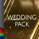 Wedding Pack - 4