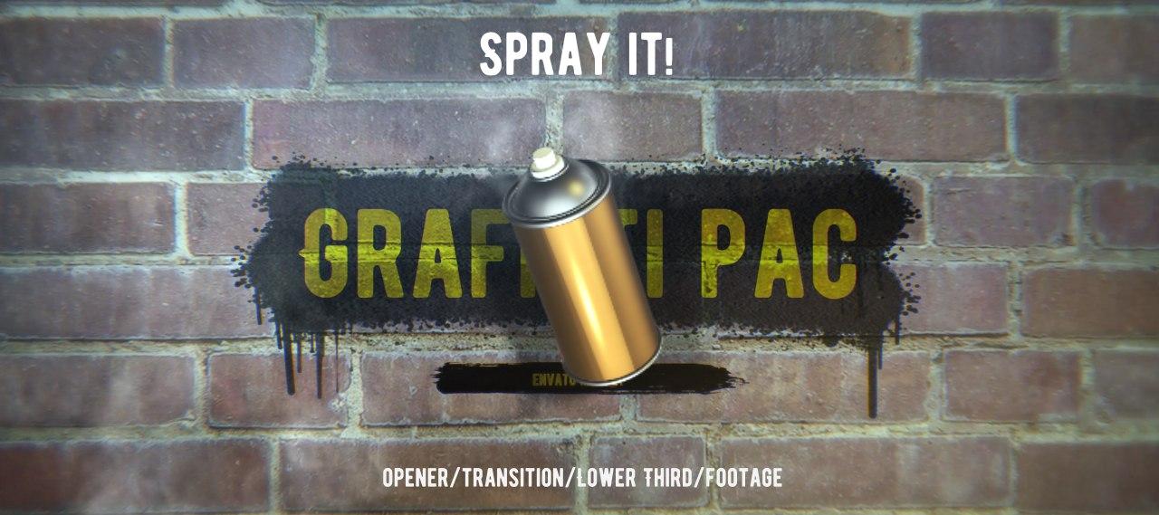 Graffiti Pac - 1