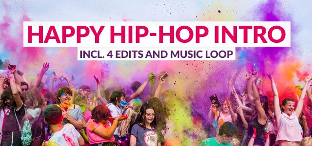 Happy Hip-Hop Beat - 1