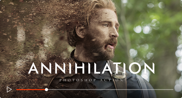 Annihilation - Photoshop Effect by Gregory_Design | GraphicRiver