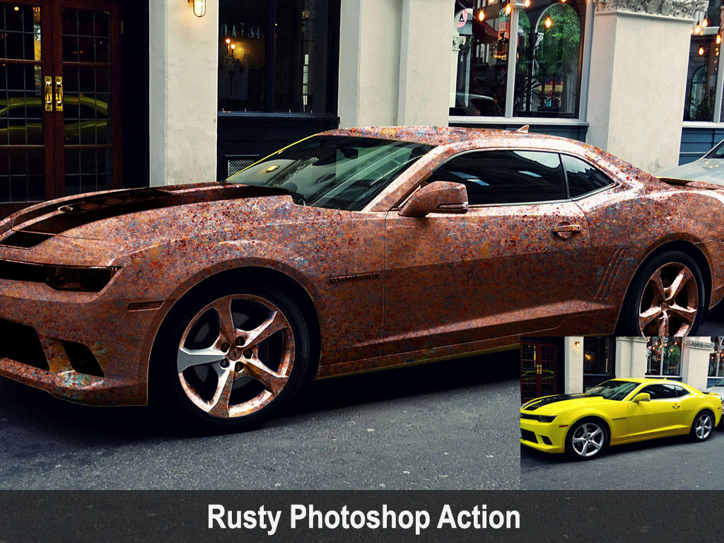 Rusty Action