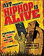 Hip Hop is Alive Poster/Flyer