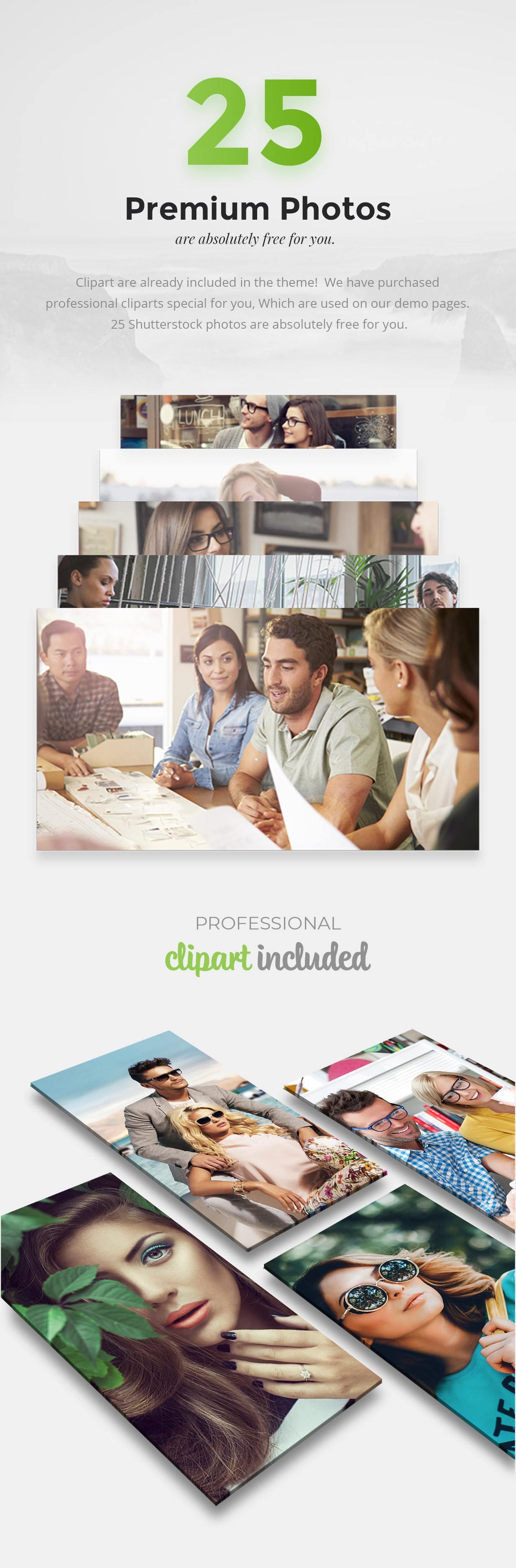 25 cliparts como imagens incluídas no tema do guindaste