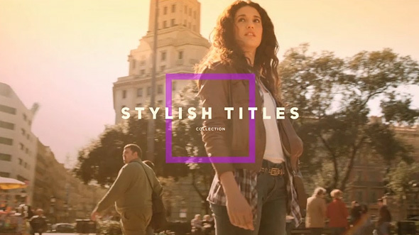 Stylish Titles & Thirds