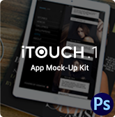 iTouch | Real Mock-Up Kit - 19