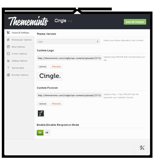 Cingle | Responsive One Page WordPress Theme - 8