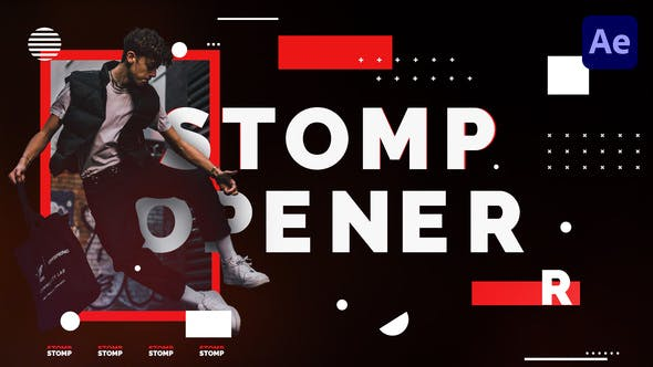 In The Stomps - 1