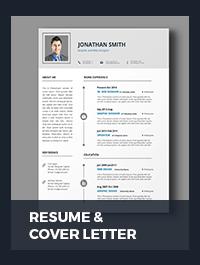 Resume & Cover Letter - 40
