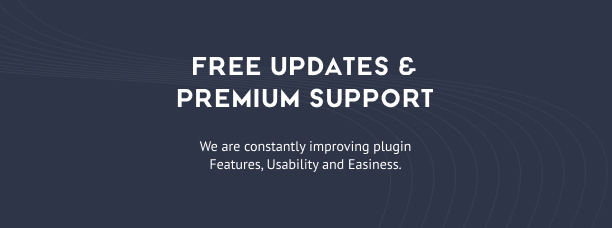 Free Updates and Premium Support - Layouts for Elementor Pro
