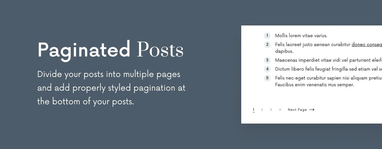 Once - Clean & Elegant WordPress Blog Theme - 23