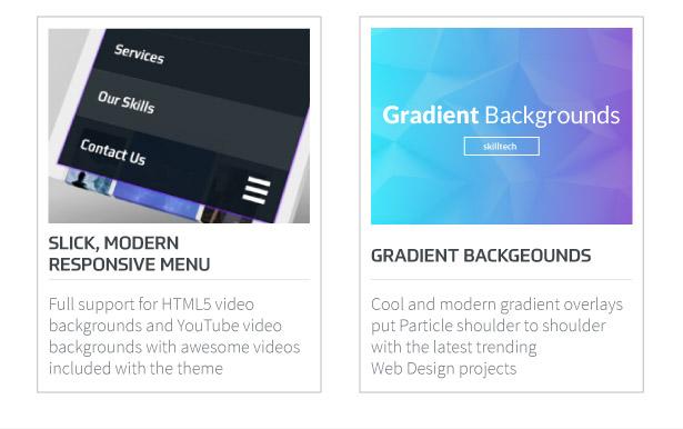 Particle - Modern Tech & Startup HTML Template - 4