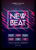 New Beat Flyer