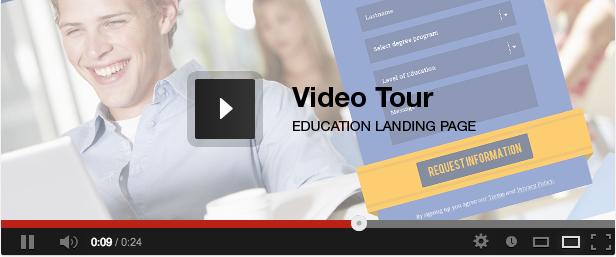 Plaza - Education - Hotel - Dating Landing - 10
