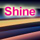 Shiny Lines Background 7 Pack - 2
