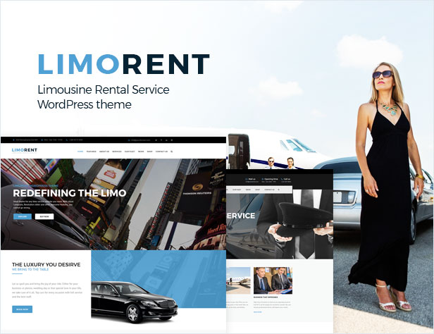 Limo Rent Limousine And Car Rent Wordpress Theme By Anps