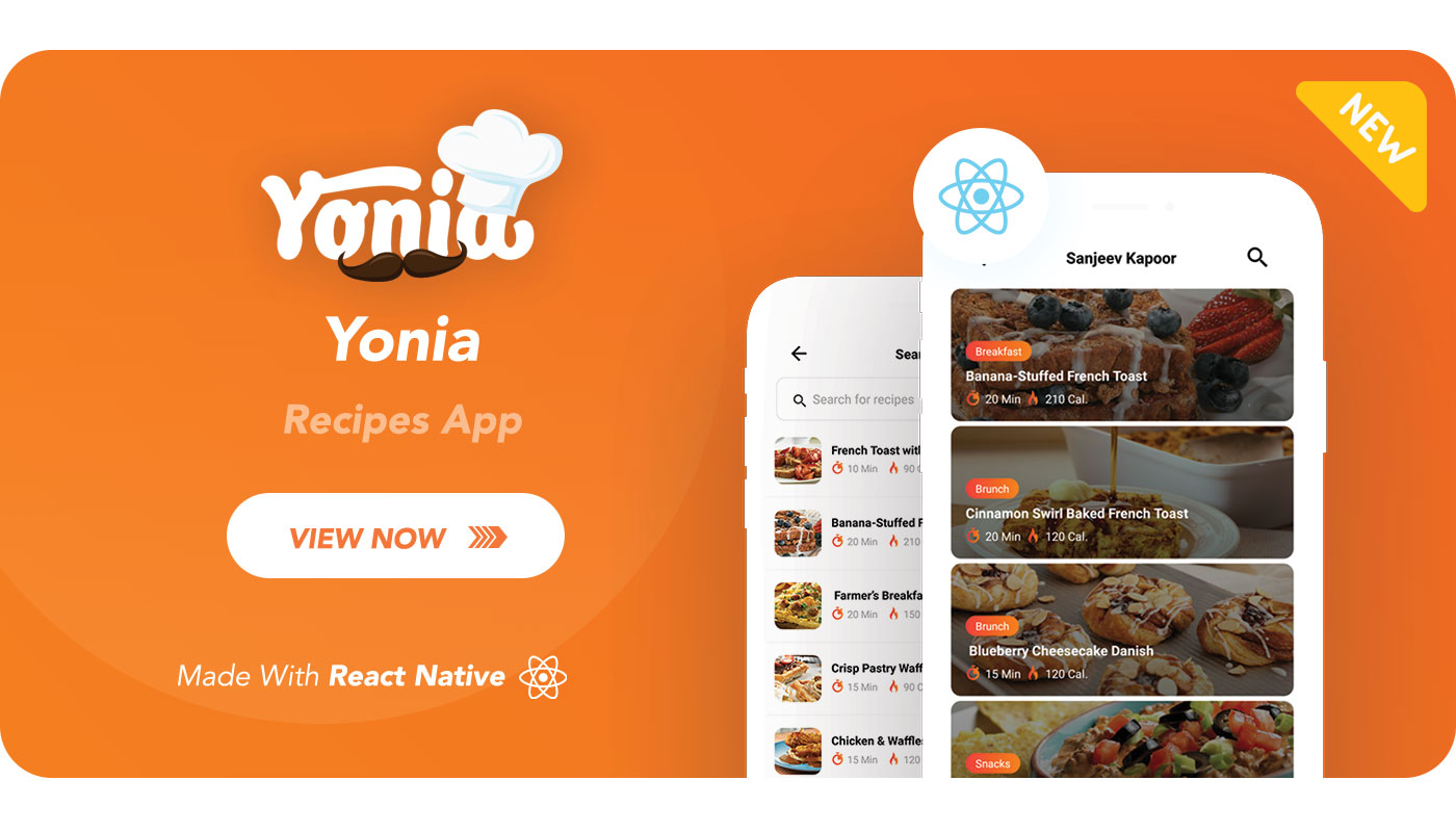 4 React Native Apps In One Bundle - 4