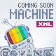 Coming Soon Machine - Animated HTML5 Template - 2