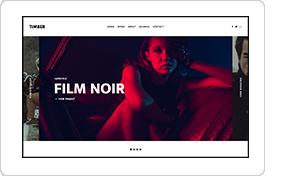 TIMBER – An Unusual Photography WordPress Theme - 11