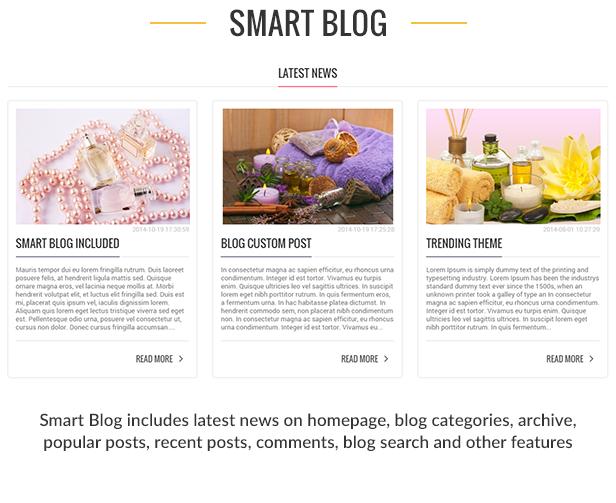 prestashop blog module