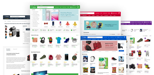 Tokoo - Electronics Store WooCommerce Theme for Affiliates, Dropship and Multi-vendor Websites - 12