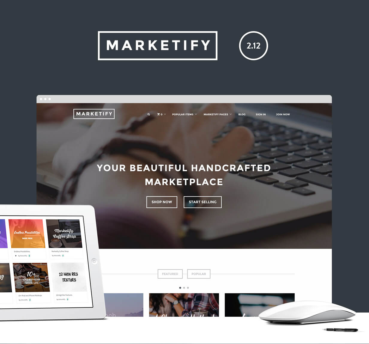 """Marketify"