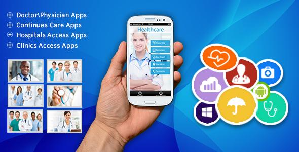 Doctors App Image Ranksol