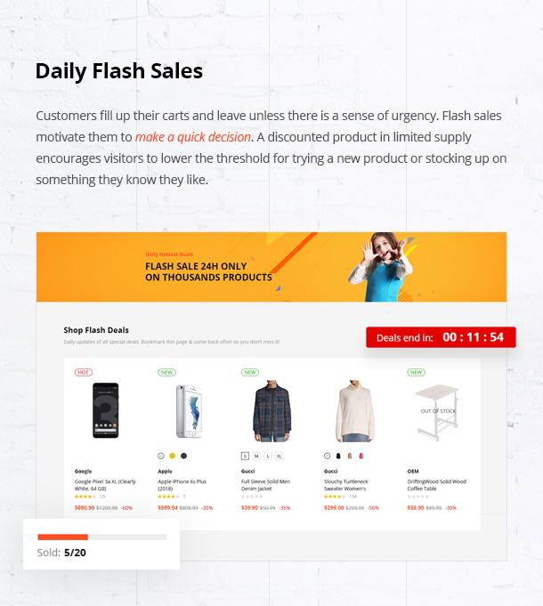 Besa - Elementor Marketplace WooCommerce Theme - 14