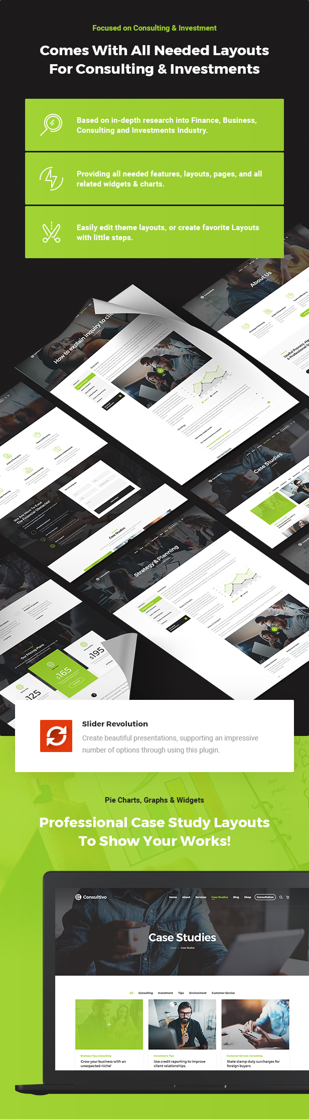 Consultivo - Business Consulting and Investments HTML5 Template - 3