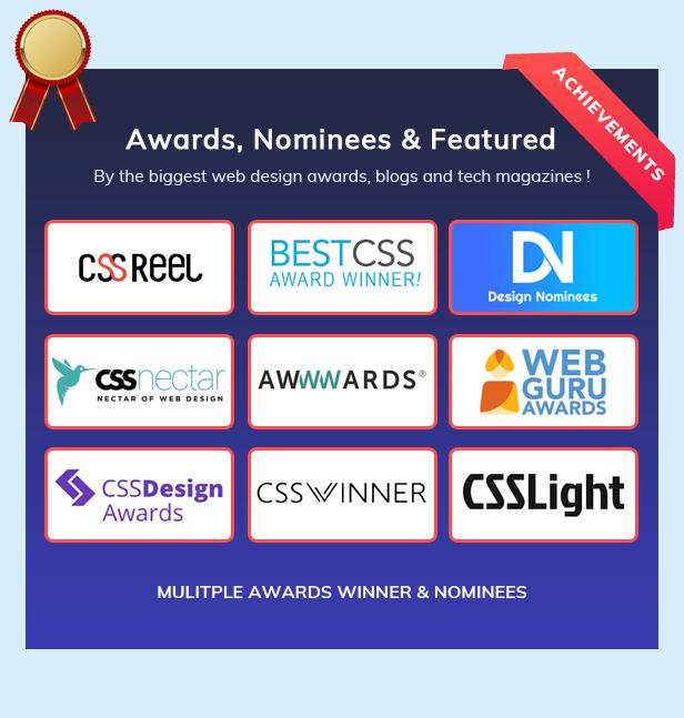 WebPanda Achievements
