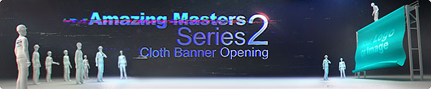 02 Cloth Banner Opening