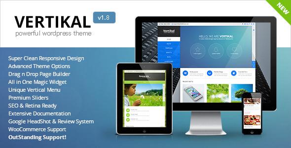 Premium Layers: HTML vCard & Resume Template - 8