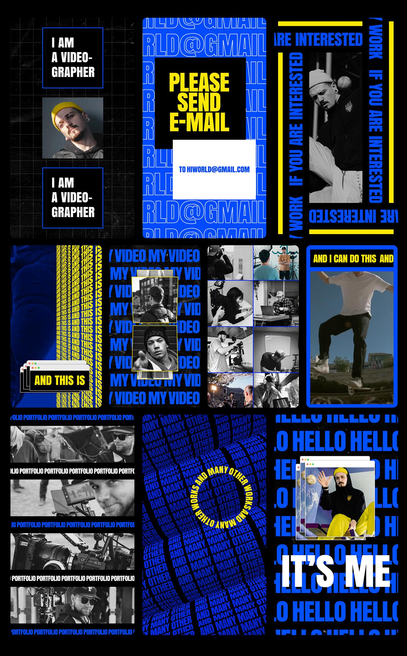 AE脚本-200多个创意文字标题排版时尚宣传视频包装动画工具包 Kinetic Social Pack for Win/Mac破解版插图16