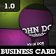Initials Business Card 5.0 - 4
